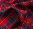 Scottish style tartan