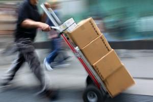 Webshop - Fragt og levering