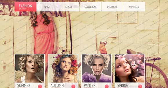 Apparel - Free Bootstrap Templates 2014