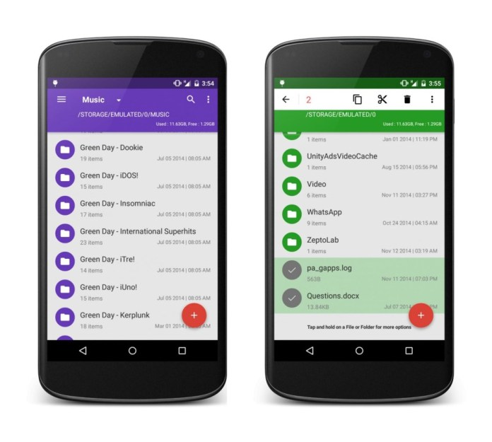 Amaze FileManager for Android - One of the best Open Source Android Apps