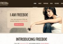 Handpicked Free Responsive HTML5 CSS3 Website Templates 2