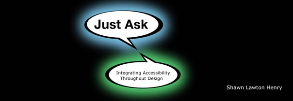 Integrating Accessibility Throughout Design