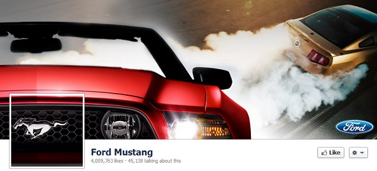 10 Creative Facebook Cover Photos Of Popular Brands 2