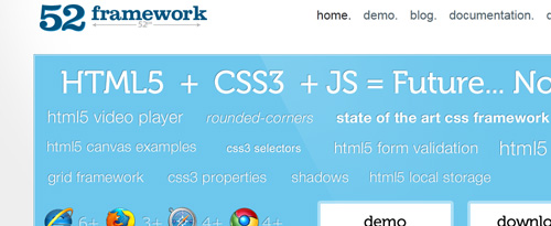 12+ Useful HTML5 Tutorials, Tools and Frameworks 4