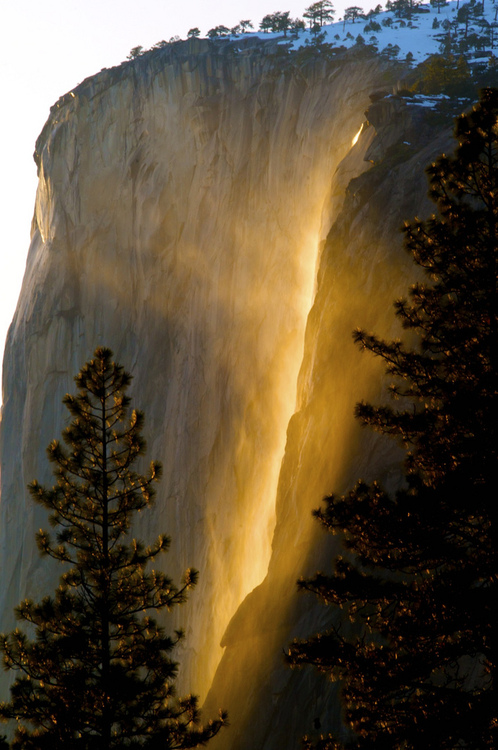 The Horsetail Fall