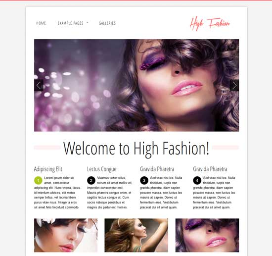 High-Fashion-Free-Responsive-HTML-Theme