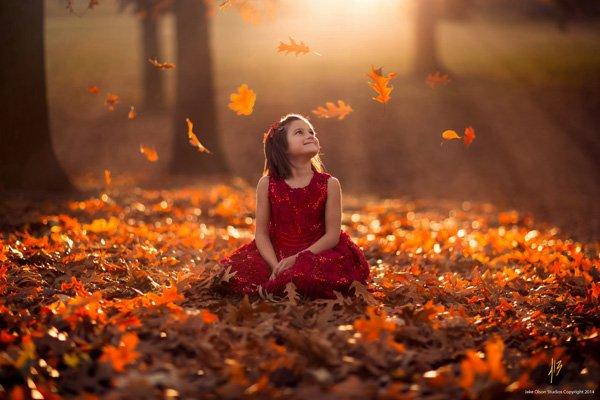 Collection of Cute And Enchanting Children Photography 14