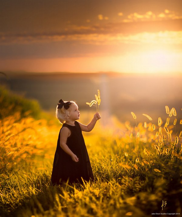 Collection of Cute And Enchanting Children Photography 9