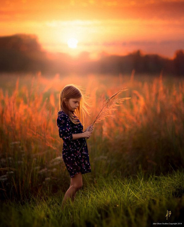 Collection of Cute And Enchanting Children Photography 17