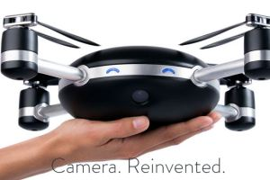 This New Auto Follow Camera Drone is Super Easy To Fly 4