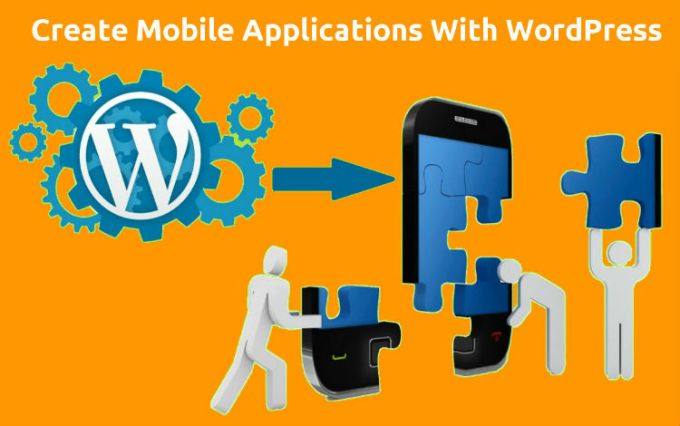 How To Create Mobile Applications With WordPress 1