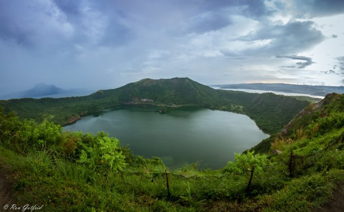 Taal Crater Lake