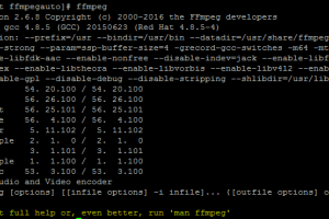 How To Install ffmpeg, flvtool2, mp4box and ImageMagick on CentOS 7 7