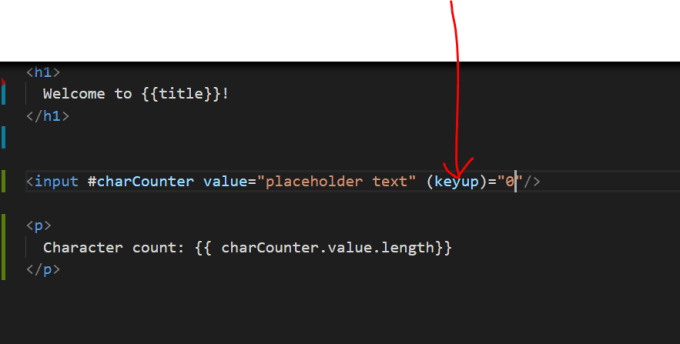 Demo Using Local Variable Within Angular