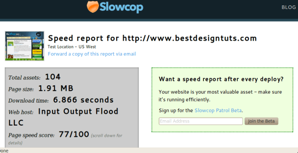15 Best Online Tools to Test Your Website Speed 14