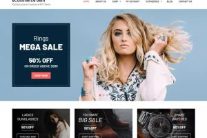 Best Free E-commerce WordPress Themes of 2019 14