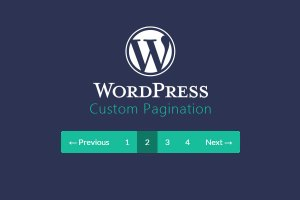 WordPress Custom Pagination