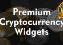 Cryptocurrency Widgets For WordPress - Crypto Price Widget WordPress Plugin 2