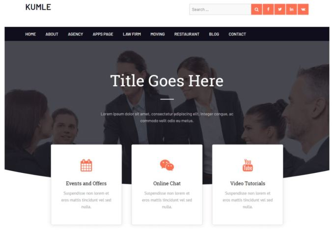 10 Best Multipurpose WordPress themes of 2019 3
