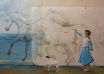 15+ Amazing Collection of Surreal and Beautiful Paintings 26