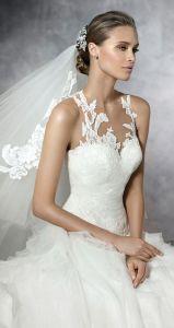 Como escoger el vestido de novia