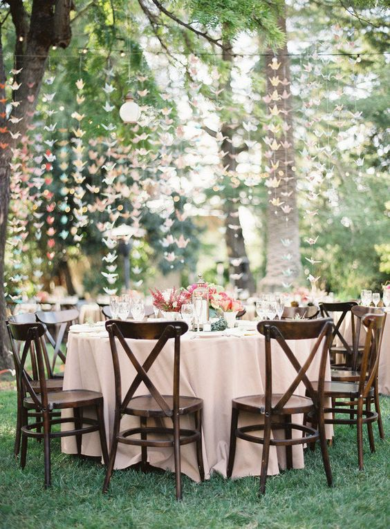 como decorar boda en primavera