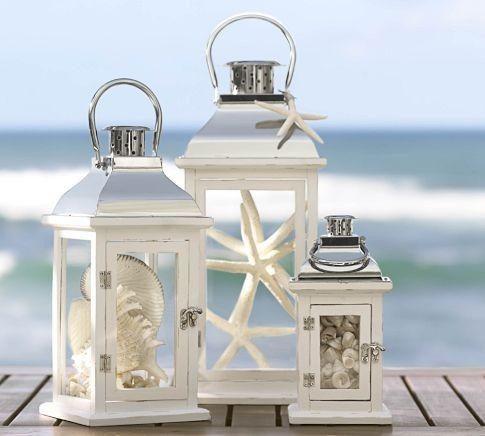 centros de mesa bodas en la playa