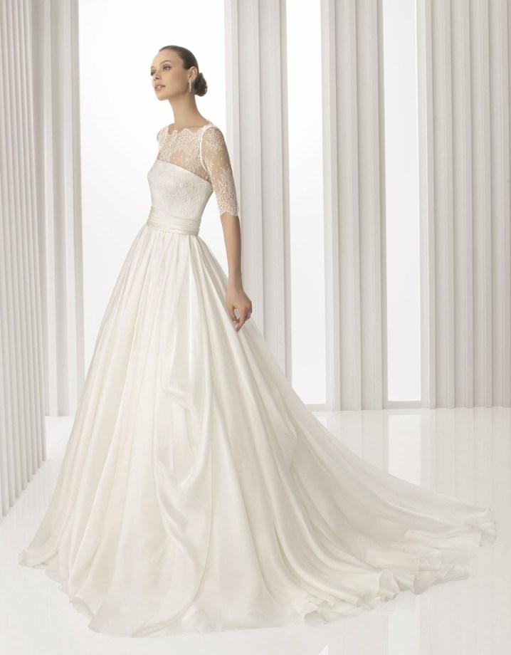 trajes de novia invierno 2016