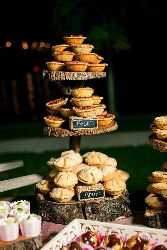 boda temática otoñal
