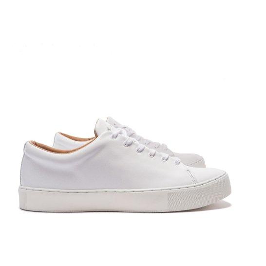 Derby sneaker white