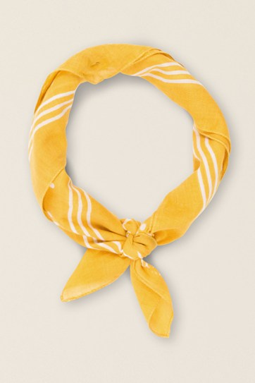 Seasalt yellow sailor square