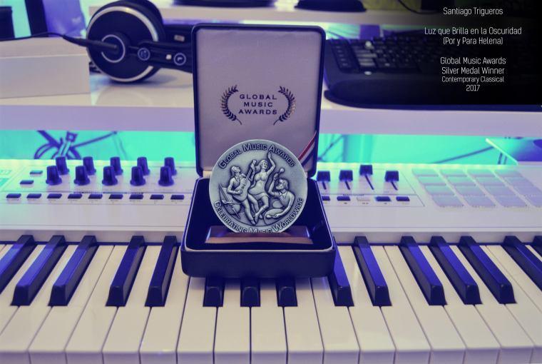 Silver Medal Winner - Global Music Awards (EE.UU)