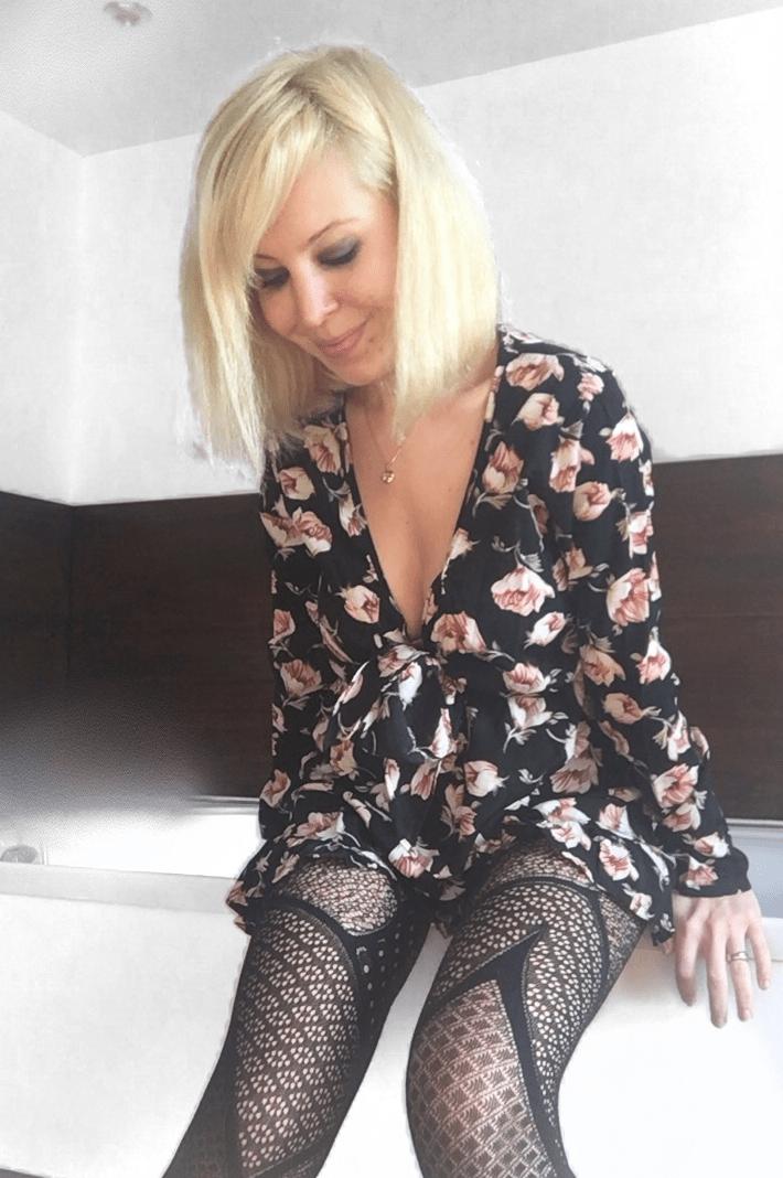 Olaplex test et avis blonde platine mèches