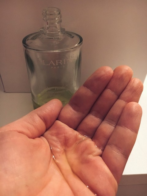 mes soins huiles anti vergetures avis grossesse clarins