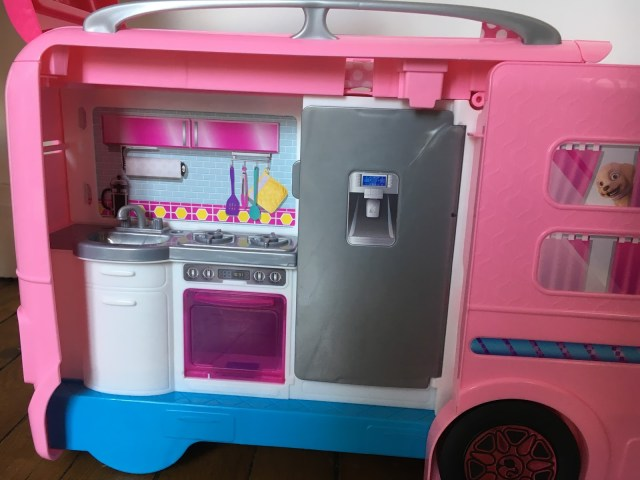 camping car Barbie Dream Camper