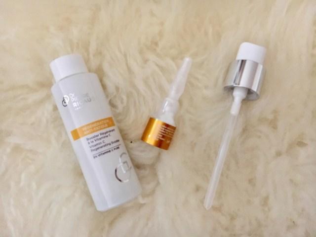 booster d'éclat à la vitamine C Dr Pierre Ricaud