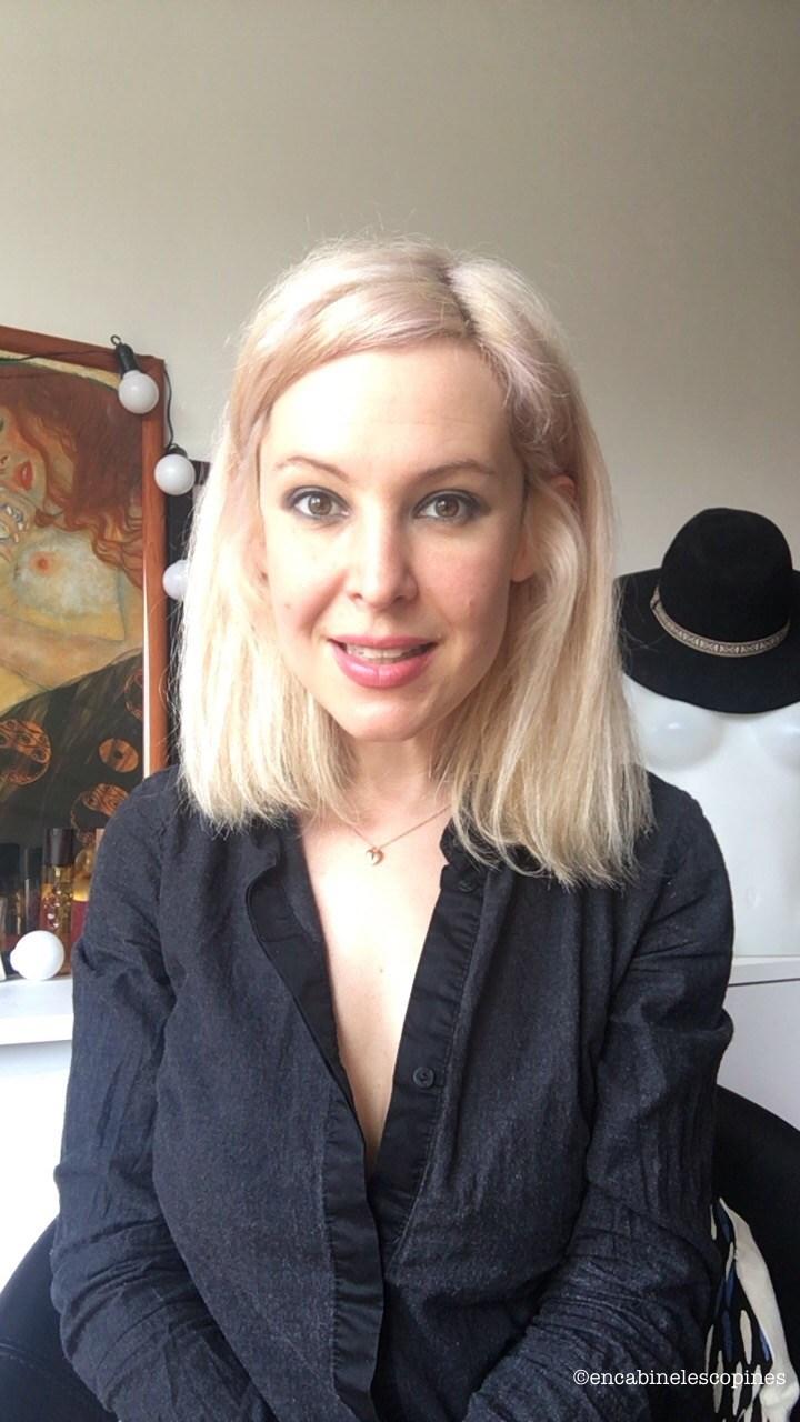 patine à la maison blond polaire P02 luocolor déjaunir son blond