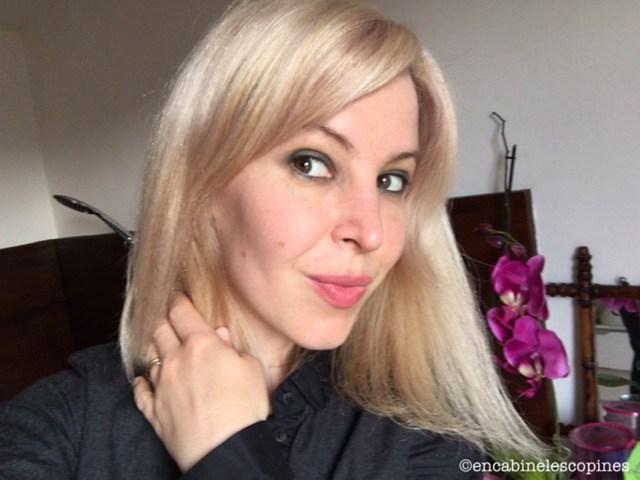 patine à la maison blond polaire P02 luocolor