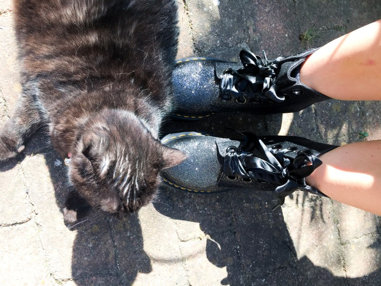 Dr Martens Molly chaussures Noholita