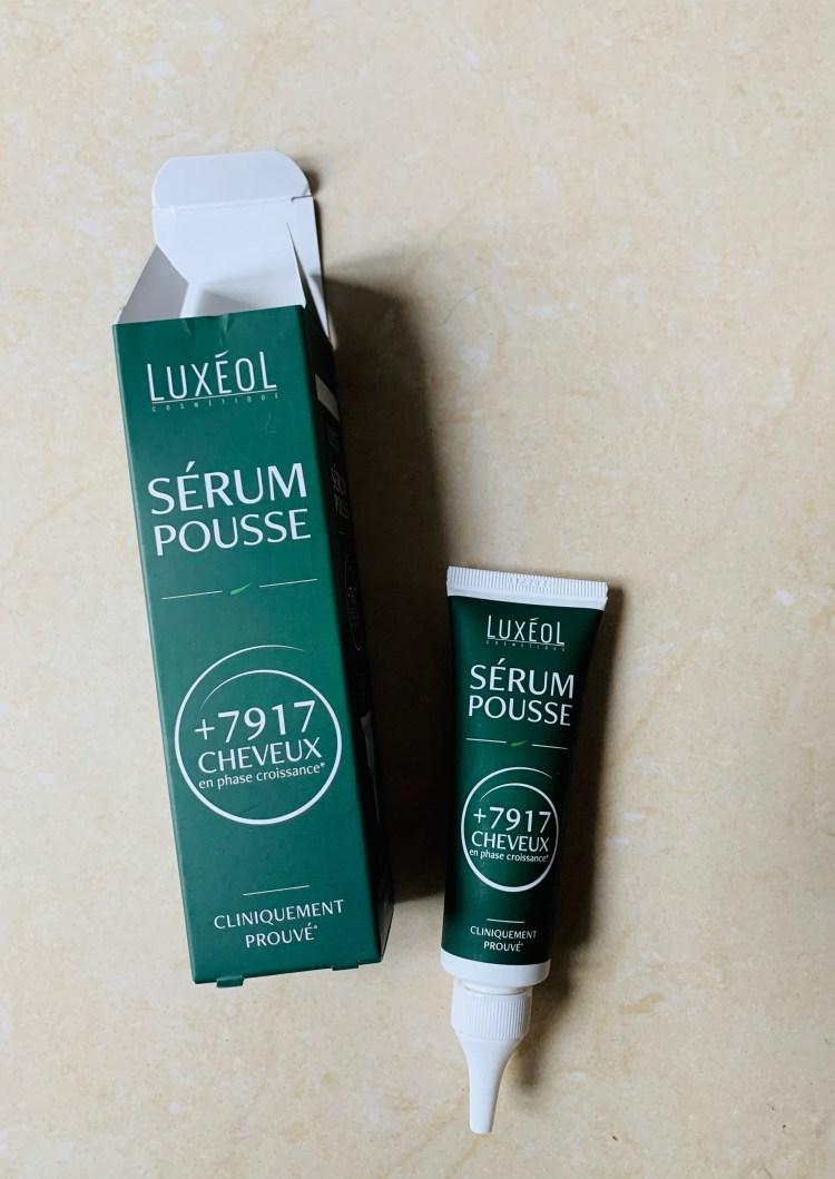 Serum pousse Luxéol