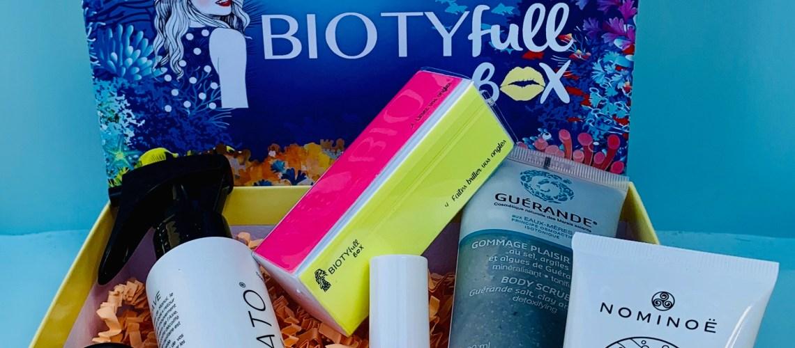 avis Biotyfullbox Juillet 2020