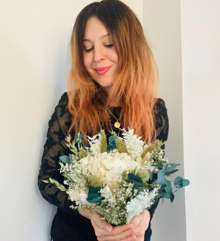 avis Flowers bouquet fleurs séchées