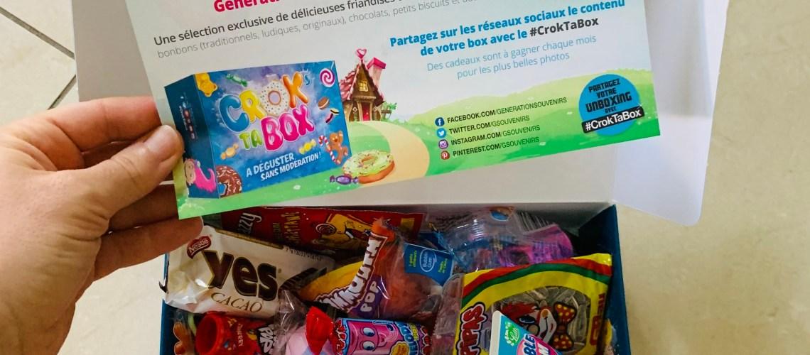 box bonbons avis crok ta box