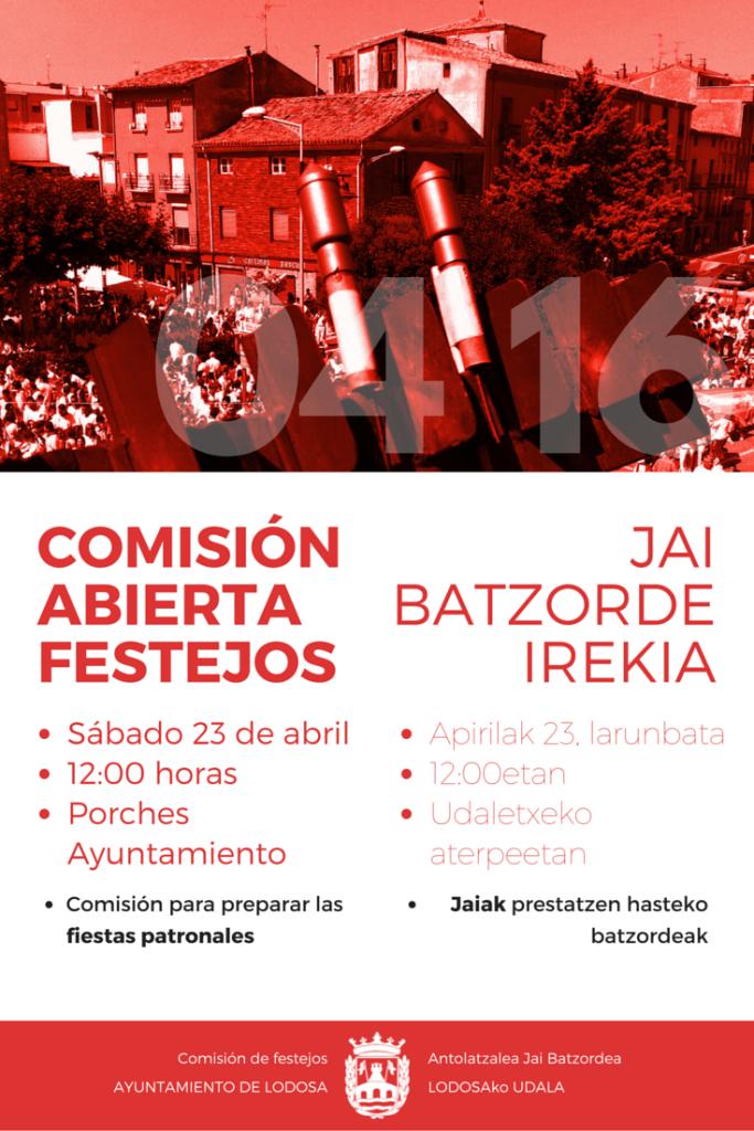 Comisión Festejos0416