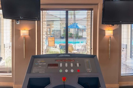 Views from Fitness Center