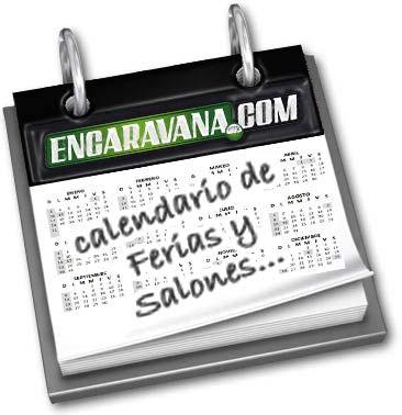 Calendario de ferias y salones - Encaravana