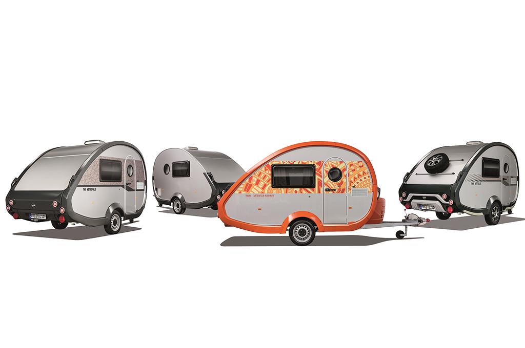 Caravanas T @ B 2021 Innover 1
