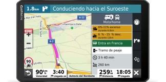 NUEVO GPS GARMIN CAMPER 1090