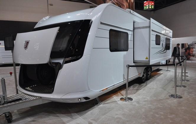 Caravanas de doble eje Tabbert Cellini 24