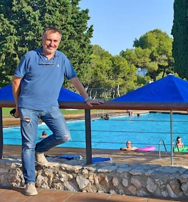 campings barcelona president Albert Casas encaravana